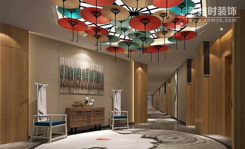 四川特色酒店装修设计风格