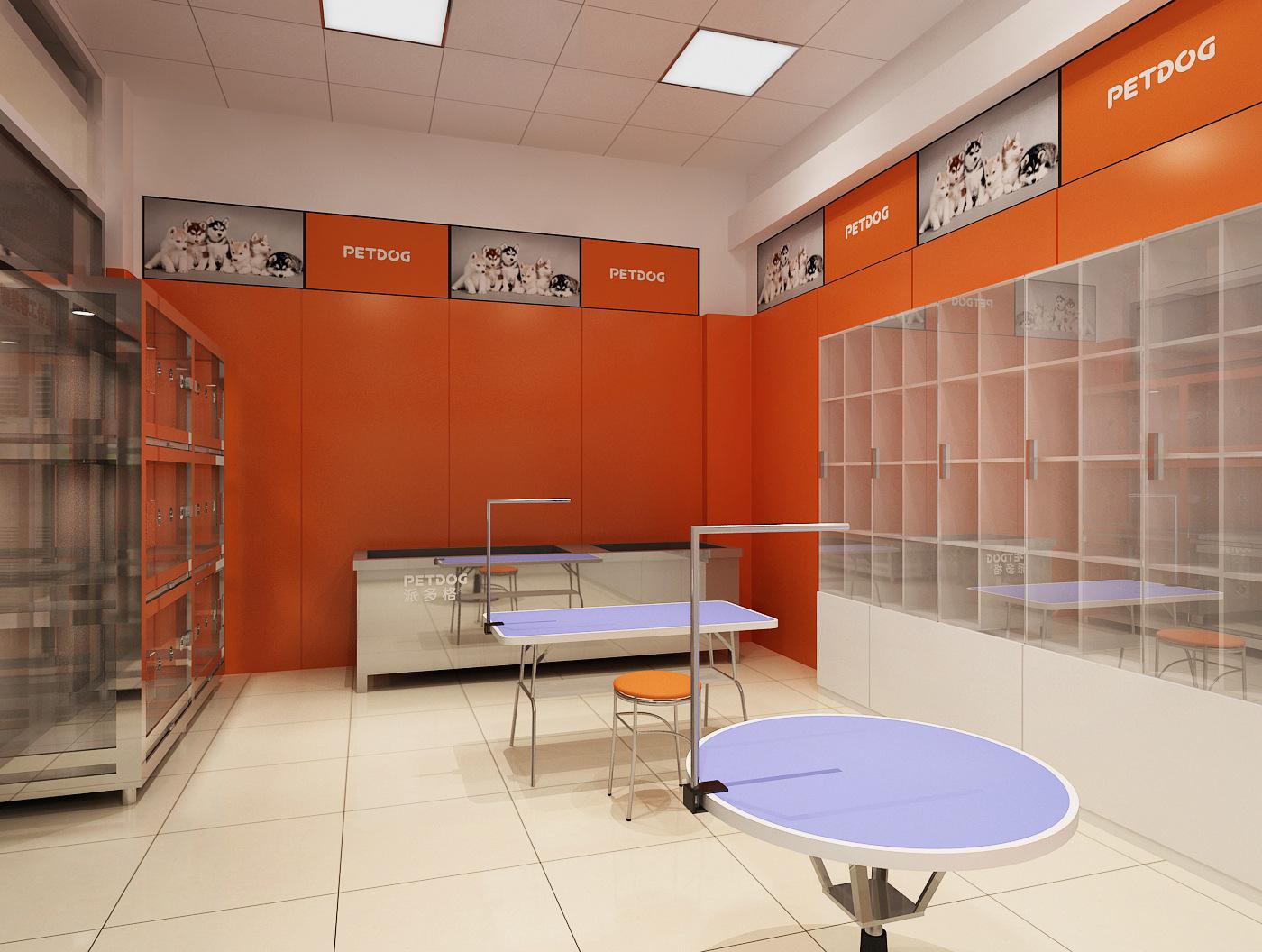 成都宠物店装修空间设计重点