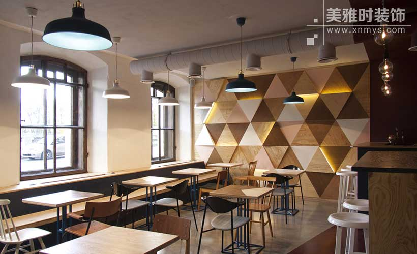 成都奶茶店空间设计装修需要多少钱