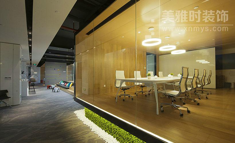 成都高端办公室空间设计理念