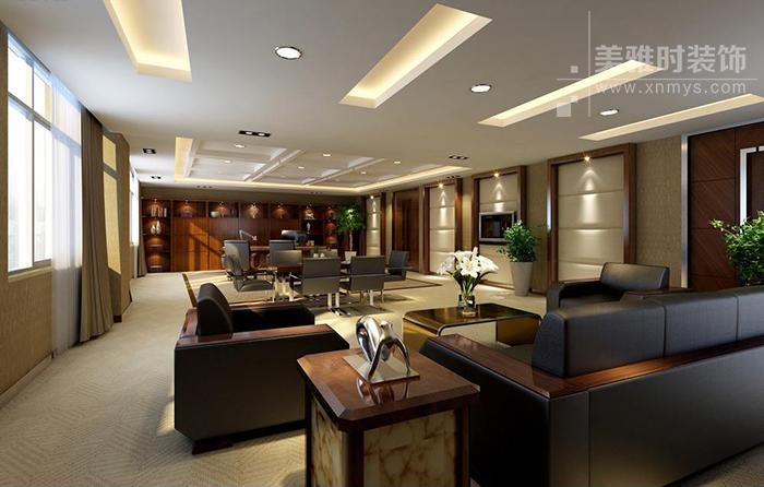 办公室装修设计中的采光问题几个要点因素