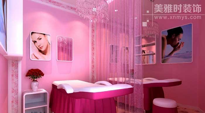 成都美容院装修背景墙设计怎样选择会比较好吸引顾客?
