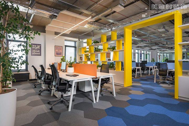 办公室装修设计 -轻松打造实用办公空间