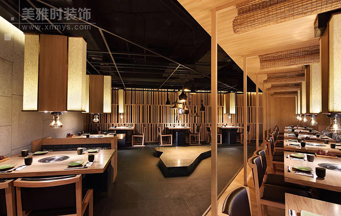 成都餐饮空间设计类别及环境特点