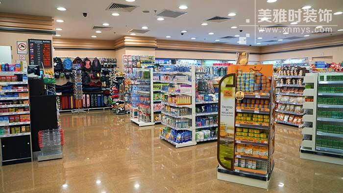 成都超市店如何进行设计?超市店铺设计小技巧!