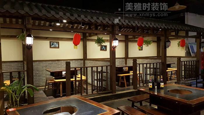 成都火锅店设计哪家专业-火锅店如何装修设计生意会更好