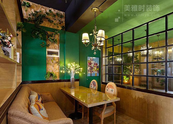 成都100平咖啡厅设计该如何进行?有什么注意的?