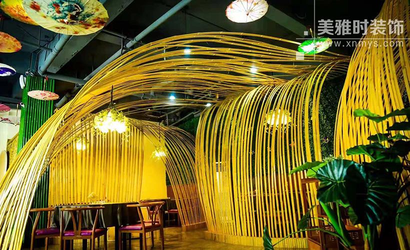 独特的主题餐厅装修设计风格-成都主题餐厅装修设计公司