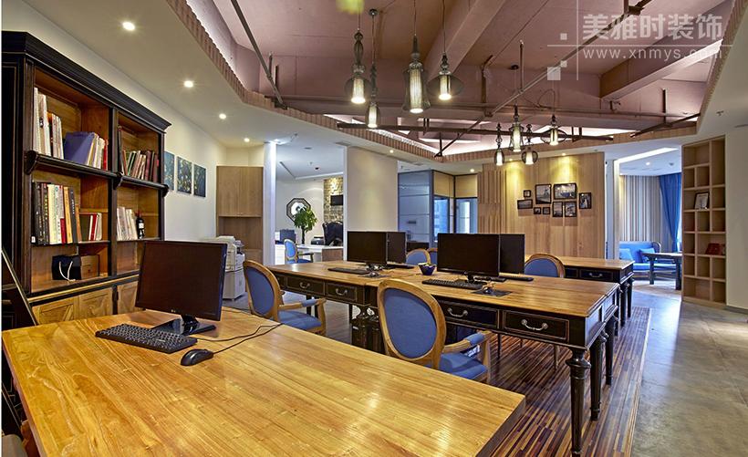 成都中高端商业写字楼办公室装修设计的重点