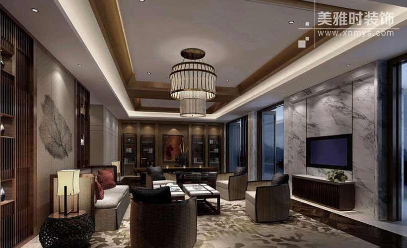 成都酒楼装修设计费用分析-酒楼装修设计公司