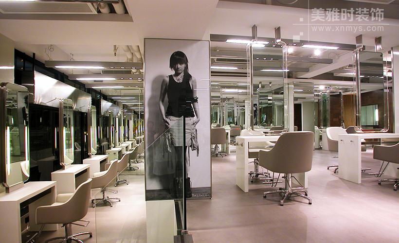 成都美容美发装饰设计公司哪家好-美容院装修设计