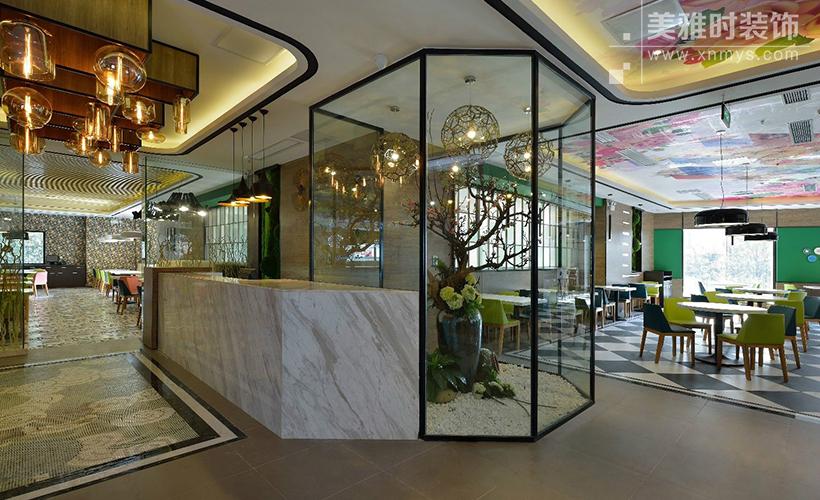 顾客喜欢什么样的餐厅设计