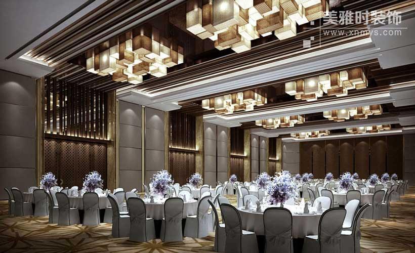 四川酒店装修可以设计哪些风格