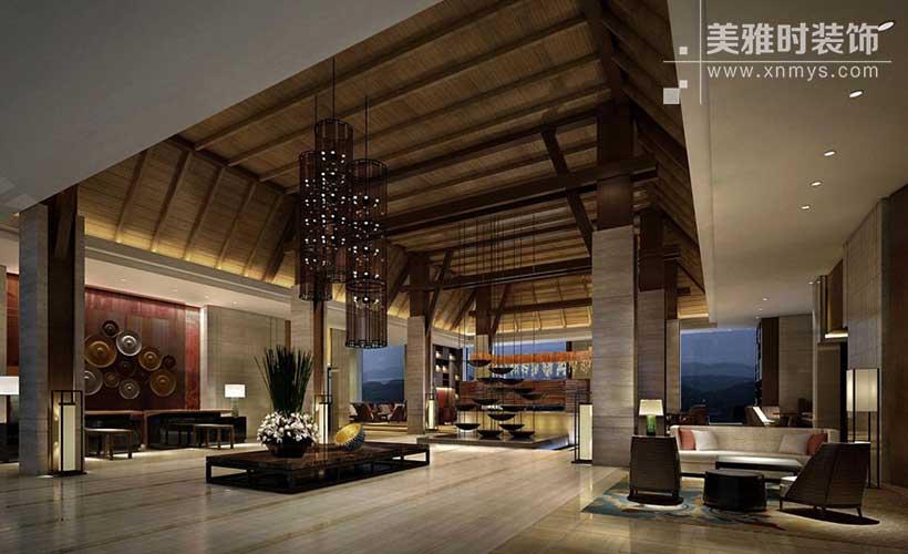 酒店设计装修的整个流程需要注意什么