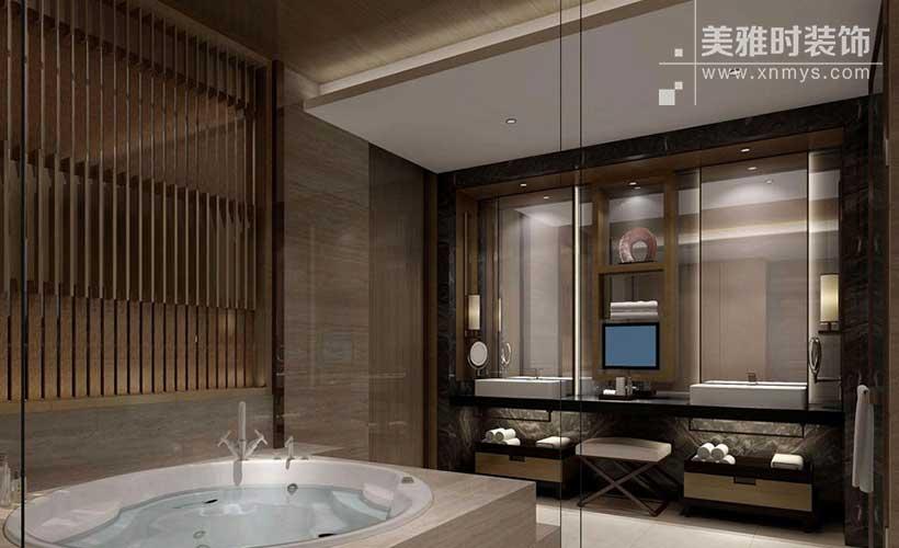 酒店装修的注意事项,连锁酒店装修的整体定位与局部设计细节